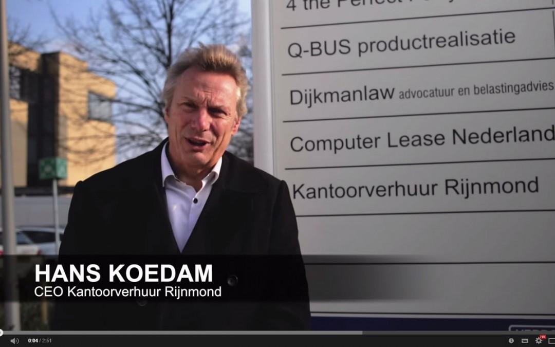 Kantoorverhuur Rijnmond Video