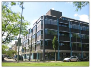 Pand Noordsingel -  Heemsteestraat
