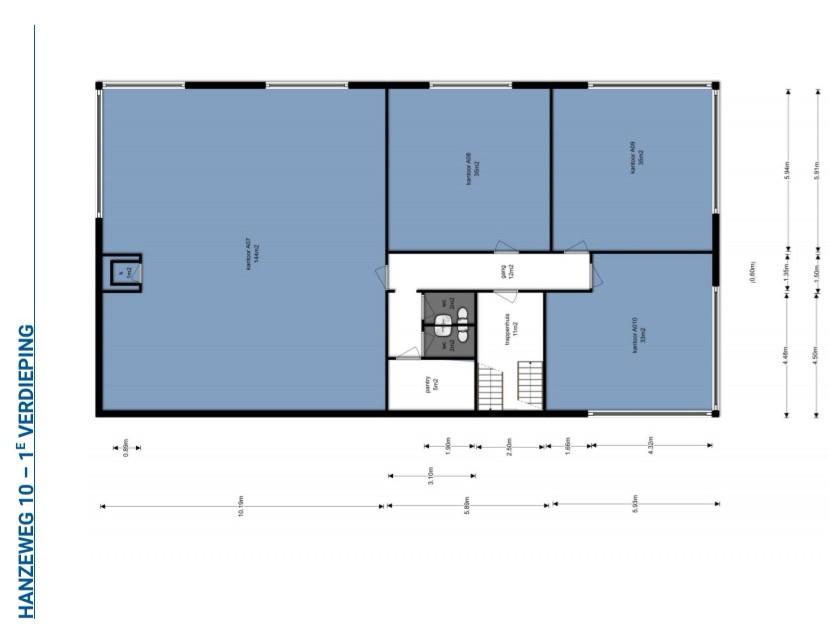 Eerste verdieping A